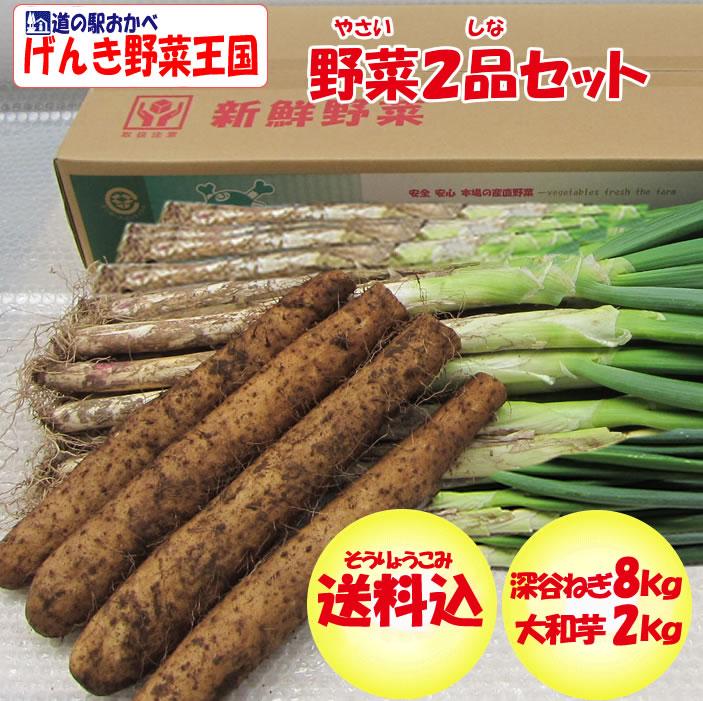 野菜セット2品
