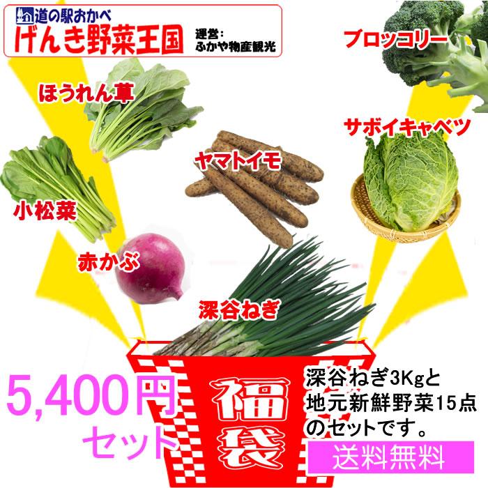新春福袋5000円